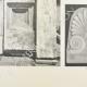Einzelheiten 04 | Ansicht von den Parthenon - Peristyl und Säulenhalledecke (Griechenland)