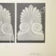 Einzelheiten 06 | Ansicht von den Parthenon - Peristyl und Säulenhalledecke (Griechenland)