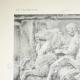 DÉTAILS 01 | Parthénon - Frise ionique de la Cella - Face ouest - Pl. 81