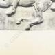 DETAILS 04 | Parthenon - Ionic frieze of Cella - West side - Pl. 85