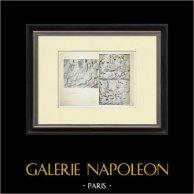 Partenone - Fregio ionico della Cella - Lato nord - Pl. 109