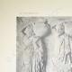 DETALJER 01 | Parthenon - Ionisk fris i Cella - Norra sidan - Pl. 117