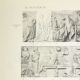 Einzelheiten 01 | Parthenon - Ionenfries von Cella - Ostseite - Übersicht - Pl. 119