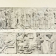 Einzelheiten 02 | Parthenon - Ionenfries von Cella - Ostseite - Übersicht - Pl. 119