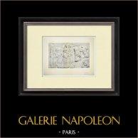 Partenone - Fregio ionico della Cella - Lato est - Pl. 121