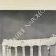 Einzelheiten 02   Parthenon - Innere - Ansicht vom Westen - Pl. 129