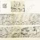 Einzelheiten 04 | Parthenon - Ionenfries von Cella - Nord Seite - Pl. 101-102