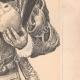 DÉTAILS 04   Portrait de Mounet-Sully (1841-1916)