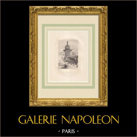 Odes et Ballades - Colonne Vendôme (Victor Hugo) |