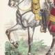 DÉTAILS 02   Trompette des Dragons de l'Impératrice - Timbalier des chevau-légers - Garde Impériale (1812)