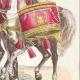 DÉTAILS 04   Trompette des Dragons de l'Impératrice - Timbalier des chevau-légers - Garde Impériale (1812)
