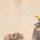 DÉTAILS 01   Régiment de dromadaires - Cavalerie - Bonaparte - Campagne d'Egypte (1799)