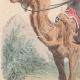 DÉTAILS 02   Régiment de dromadaires - Cavalerie - Bonaparte - Campagne d'Egypte (1799)