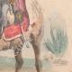 DÉTAILS 05   Régiment de dromadaires - Cavalerie - Bonaparte - Campagne d'Egypte (1799)