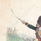 DÉTAILS 01 | Officier des Chasseurs à cheval de la Garde Impériale (1812)