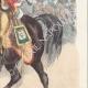 DÉTAILS 04 | Officier des Chasseurs à cheval de la Garde Impériale (1812)
