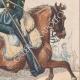 DÉTAILS 05   Chevau-Légers français - Cavalerie (1812-1815)