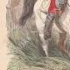 DÉTAILS 02 | 1er régiment de chasseurs d'Afrique - Cavalerie - Armée Française (1835)