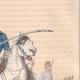 DÉTAILS 03 | 1er régiment de chasseurs d'Afrique - Cavalerie - Armée Française (1835)