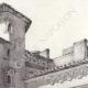 DÉTAILS 01   Ancien Hôtel de Lasbordes - Hôtel du Vieux-Raisin - Toulouse (France)