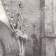 DÉTAILS 04   Porte de l'Église des Cordeliers - Toulouse (France)