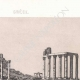 DÉTAILS 02   Acropole d'Athènes - Grèce antique - Propylées - Temple d'Athéna Nikè (Grèce)