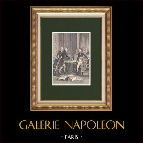 Napoleon - French Consulate and First French Empire | Online sale of a collection of 349 wood engravings