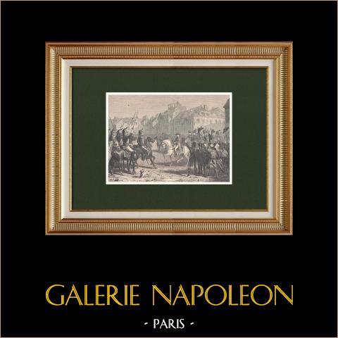 Campagne in Egypte - Napoleon Bonaparte - Leger van het Oosten |
