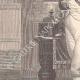 DÉTAILS 02   Napoléon dans son cabinet de travail (Jacques Louis David 1812)