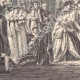 DÉTAILS 03   Le Sacre de Napoléon - 2 Décembre 1804 (Jacques-Louis David)