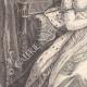 DÉTAILS 02 | Portrait de l'Impératrice Marie-Louise d'Autriche - Epouse de Napoléon (1791-1847)