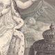 DÉTAILS 04 | Portrait de l'Impératrice Marie-Louise d'Autriche - Epouse de Napoléon (1791-1847)