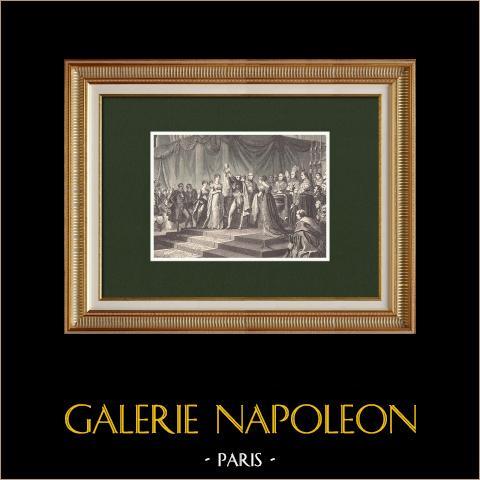 Chrzest Króla Rzymu Napoleona II (1811) |