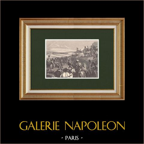 Napoleon Przekracza Niemen - Wyprawa w Rosji (24 Czerwca 1812) |
