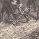 DÉTAILS 06   Emeute militaire à Fontainebleau dans la nuit du 7 au 8 Avril 1814