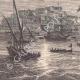 DÉTAILS 03   Napoléon quitte l'Ile d'Elbe (25 Février 1815)