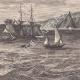 DÉTAILS 06   Napoléon quitte l'Ile d'Elbe (25 Février 1815)