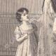 DÉTAILS 02 | Portrait de Caroline Bonaparte, soeur de Napoléon Ier, avec sa fille Letizia (1782-1839)