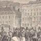 DÉTAILS 02 | Les Cent-Jours de Napoléon - Passage à Lyon - Comte d'artois (1815)