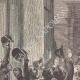 DÉTAILS 01   Les Cents-Jours - Retour de Napoléon aux Tuileries (20 Mars 1815)