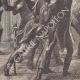 DÉTAILS 03   Les Cents-Jours - Retour de Napoléon aux Tuileries (20 Mars 1815)