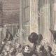 DÉTAILS 05   Les Cents-Jours - Retour de Napoléon aux Tuileries (20 Mars 1815)