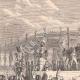 DÉTAILS 01 | Retour d'exil de Napoléon - Distribution des drapeaux au Champ de Mars (1er Juin 1815)