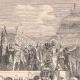 DÉTAILS 02 | Retour d'exil de Napoléon - Distribution des drapeaux au Champ de Mars (1er Juin 1815)