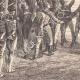 DÉTAILS 03 | Retour d'exil de Napoléon - Distribution des drapeaux au Champ de Mars (1er Juin 1815)