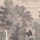 DÉTAILS 02 | Visite de Napoléon et de la reine Hortense de Beauharnais à la Malmaison