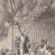 DÉTAILS 01   Napoléon de retour à l'Elysée après la défaite de Waterloo (21 Juin 1815)