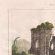 DETAILS 01 | Temple of Venus in Baiae - Villa Jovis - Tiberius - Capri - Campania (Italy)