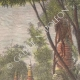 DETAILS 02 | Ruined towers and pagodas in the forest - Vientiane (Laos)