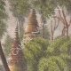 DETAILS 07 | Ruined towers and pagodas in the forest - Vientiane (Laos)